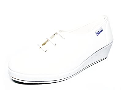 Damen Sneaker, schwarz - Schwarz - Größe: 35 Selquir