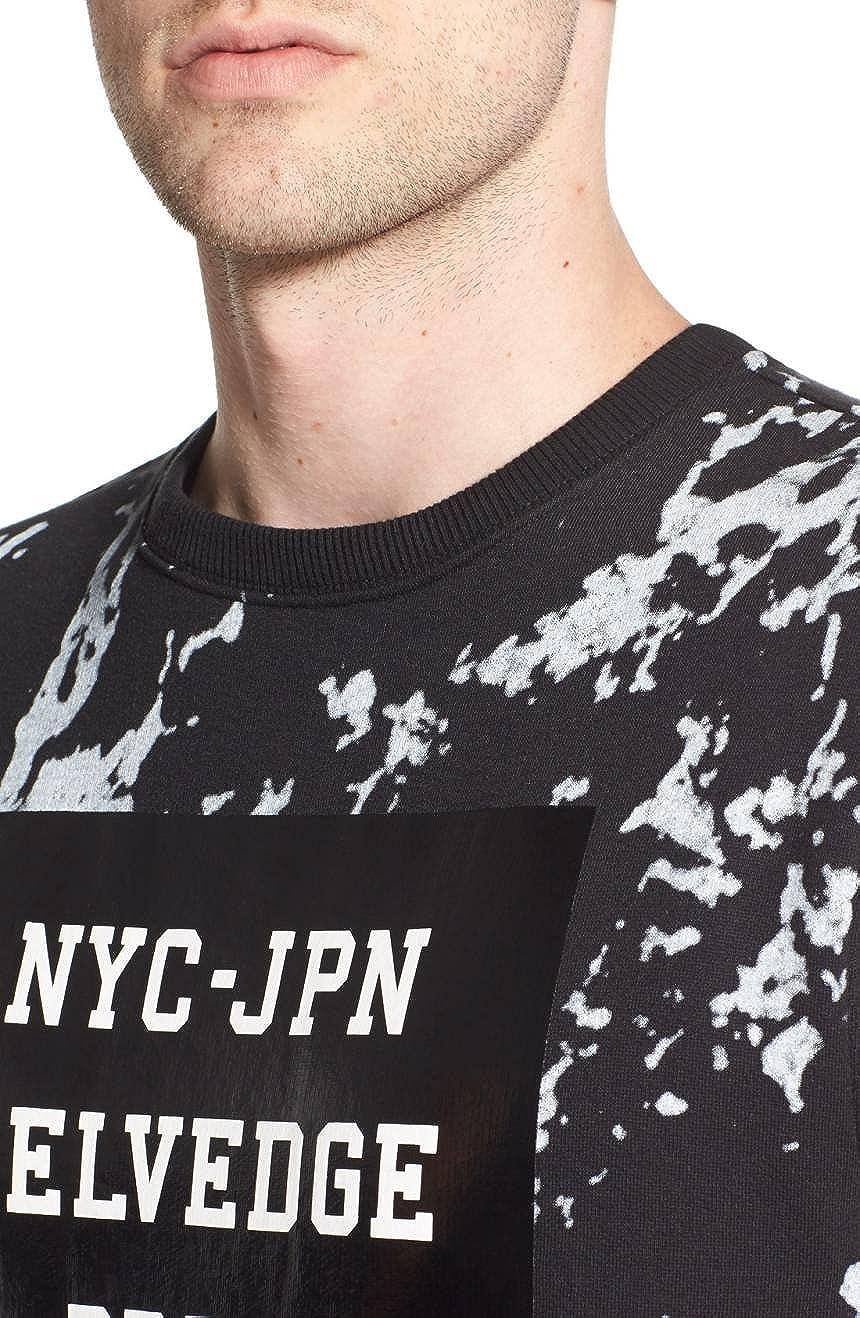 Stevia Sweatshirt $295-Now $125 PRPS Goods /& Co Black