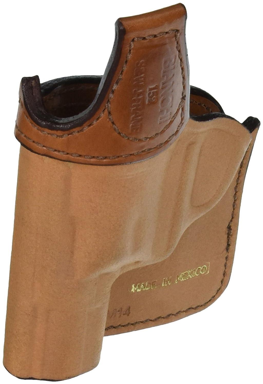 Amazon.com : Bianchi Model 152 Pocket Holster Fits S&W J-Frame ...
