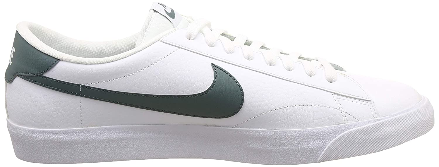 sports shoes 0b12b 2add9 Nike Men s Tennis Classic Ac White Sneakers - 7 UK India (41 EU)(8 US)( 377812-125)  Buy Online at Low Prices in India - Amazon.in