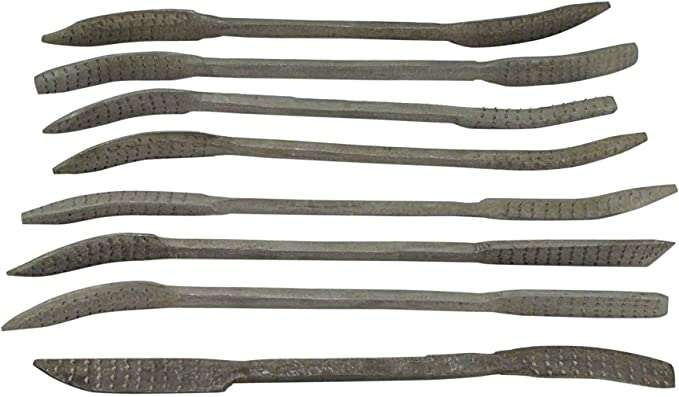 8pc Wood Rasp Riffler Woodworking Files .... Best Seller on ! Chinese Made Italian Type