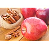 APPLE JACK AND PEELS TYPE FRAGRANCE OIL - 8 OZ - FOR SOAP AND CANDLE MAKING