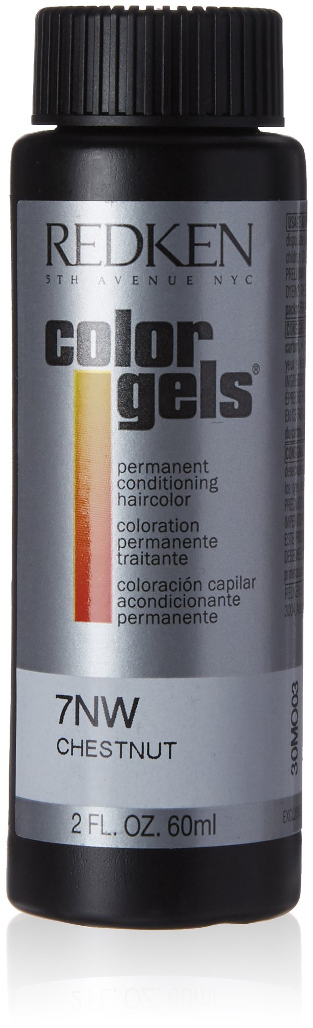 Amazon Redken Color Gels Permanent Conditioning 7n Bamboo Hair