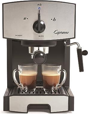 Capresso 117.05 Espresso & Cappuccino Machine EC50