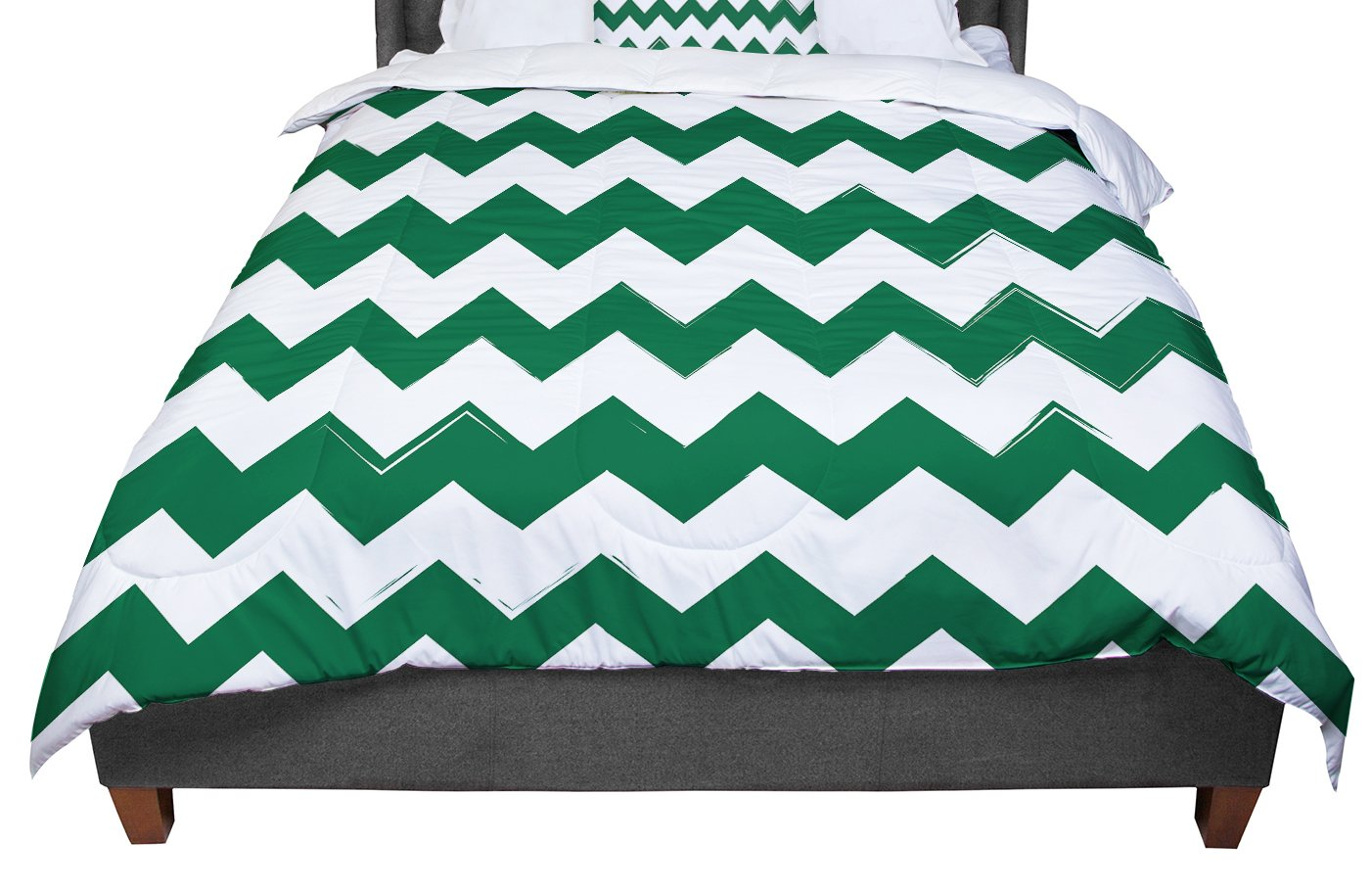 26 Round Floor Pillow Kess InHouse Danny Ivan Reservoir Lines Pink Geometric