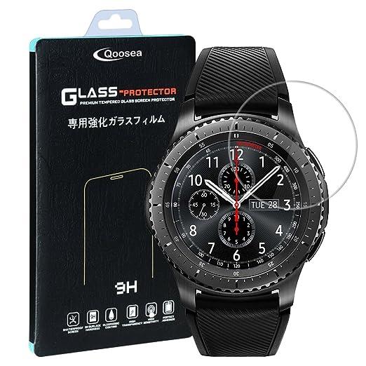 13 opinioni per Pellicola Vetro Temperato per Samsung Gear S3 Classic / Samsung Gear S3
