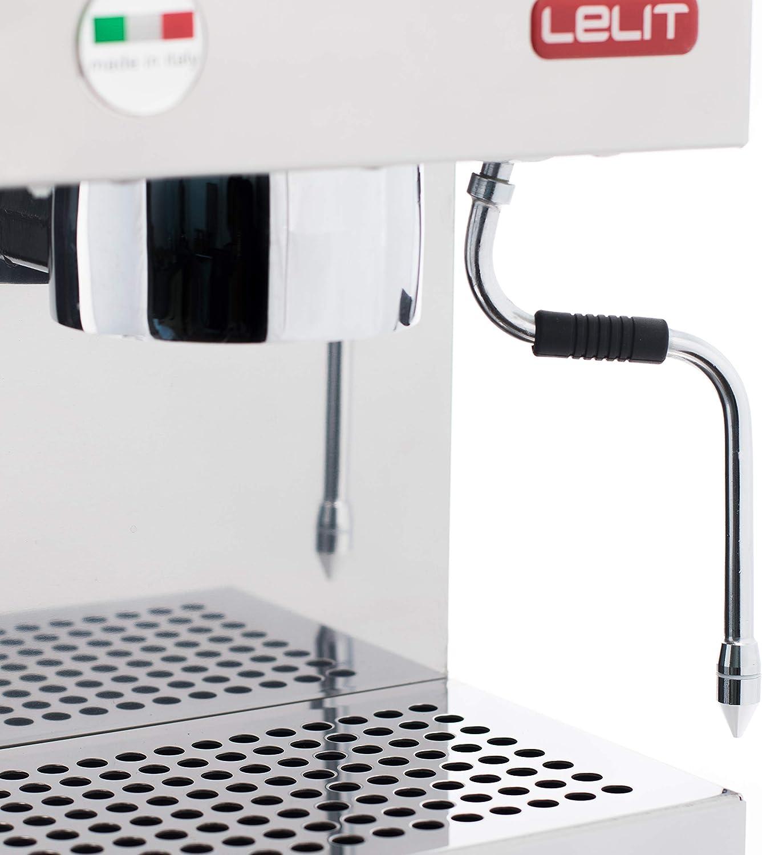Lelit PL41PLUST Glenda, Máquina de Espresso Semiprofesional – PID ...