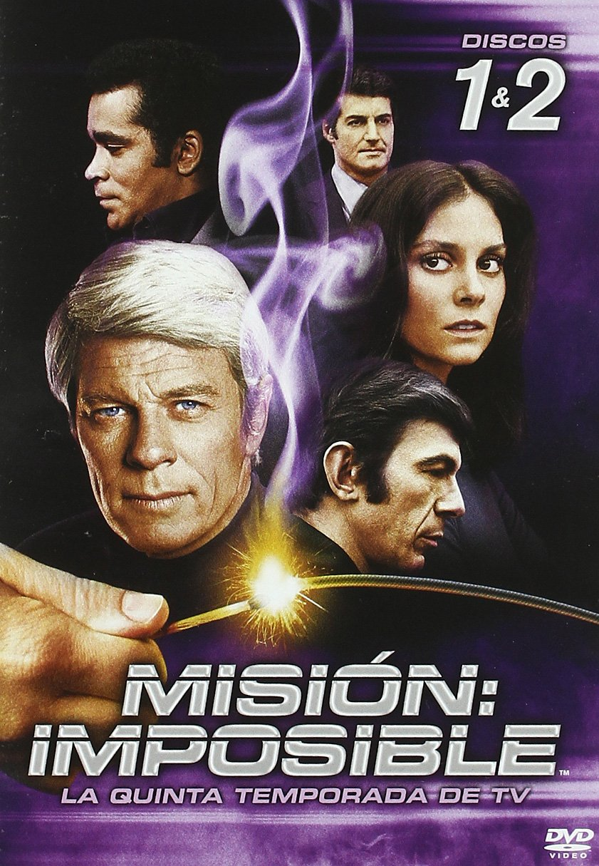 Mision imposible (5ª temporada) [DVD]: Amazon.es: Varios: Cine y ...