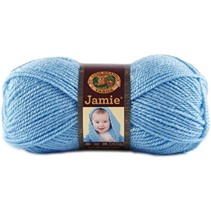 2bcb482c6a53 Amazon.com  Lion Brand Yarn 881-108 Jamie Yarn