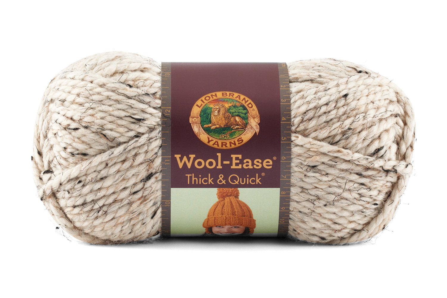 amazon com lion 640 123e wool ease thick quick yarn 97 meters