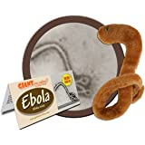 Giant Microbes Ebola Virus Educational Plush Toy
