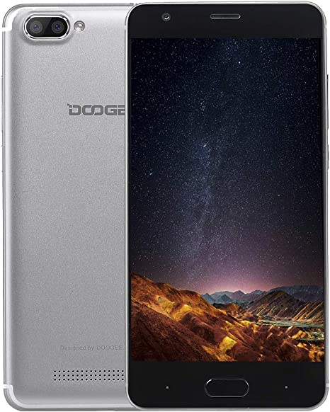 Smartphone Libre, DOOGEE X20 Moviles Libres, 3G Android 7.0 ...
