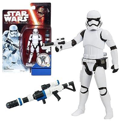 Sélection Caractère | Figurines de Jeu | 3.75 ' | Hasbro | Star Wars, Star Wars Figuren:First Order Stormtrooper
