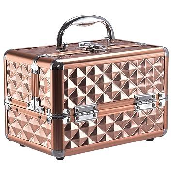 Amazon.com: Giantex - Mini maletín de maquillaje profesional ...