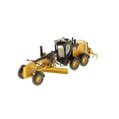 Caterpillar 12M3 Motor Grader HO Series Vehicle: Toys & Games