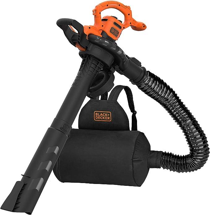 BLACK+DECKER BEBLV290-QS - Soplador, aspirador y triturador de ...