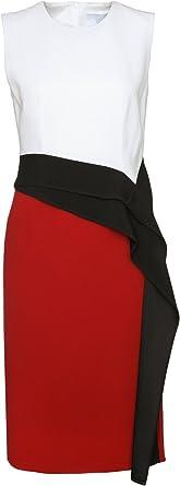 Hugo Boss - Vestido - Estuche - para mujer rojo 34: Amazon.es: Ropa y accesorios