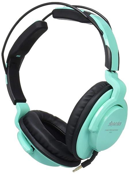 ee8e12eb95f Amazon.com: Superlux GREEN HD661 Closed Back Circumaural Headphones:  Musical Instruments