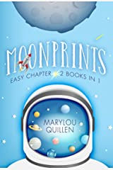 MOONPRINTS: (Easy Chapter Book / 2 Books in 1) Kindle Edition