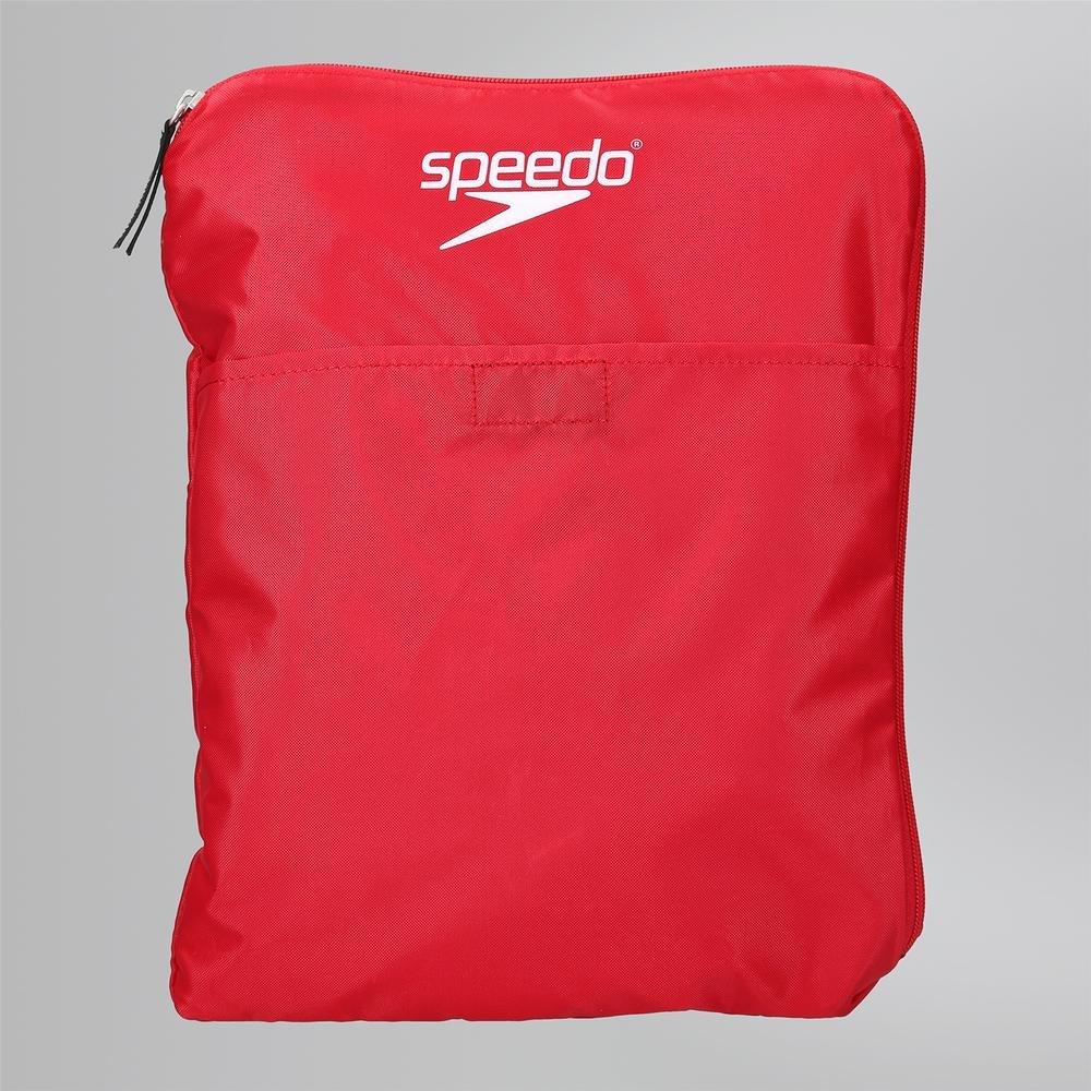 Speedo Deluxe Ventilator Mesh Bag Mochila, Unisex Adulto, Rojo, One Size: Amazon.es: Deportes y aire libre