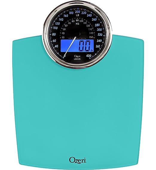 586 opinioni per Bilancia digitale da bagno Ozeri Rev con quadrante elettromeccanico