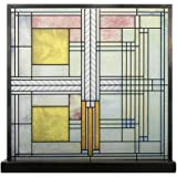 Frank Lloyd Wright Willits House Stained Glass