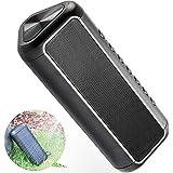 Amazon.com: ABFOCE Solar Bluetooth Speaker Portable