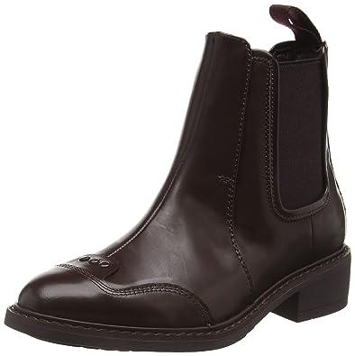 19e490b8a8a5e3 G-STAR Damen Guardian Leder Stiefel