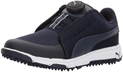3362048a7b678 PUMA Grip Sport Kid's Disc Golf Shoe