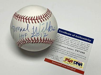 bd68cb30b27 Jamaal Wilkes Signed Major League Baseball MLB  Lakers quot HOF 2012 quot   Y97599 - PSA
