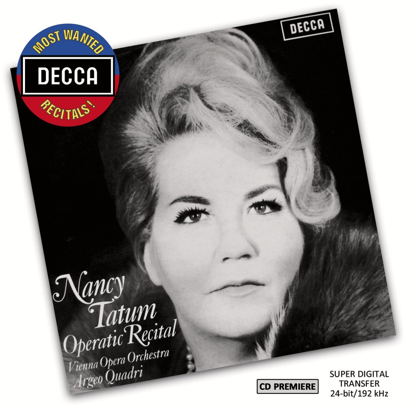 Nancy Tatum: Operatic Recital (Most Wanted Recitals!)
