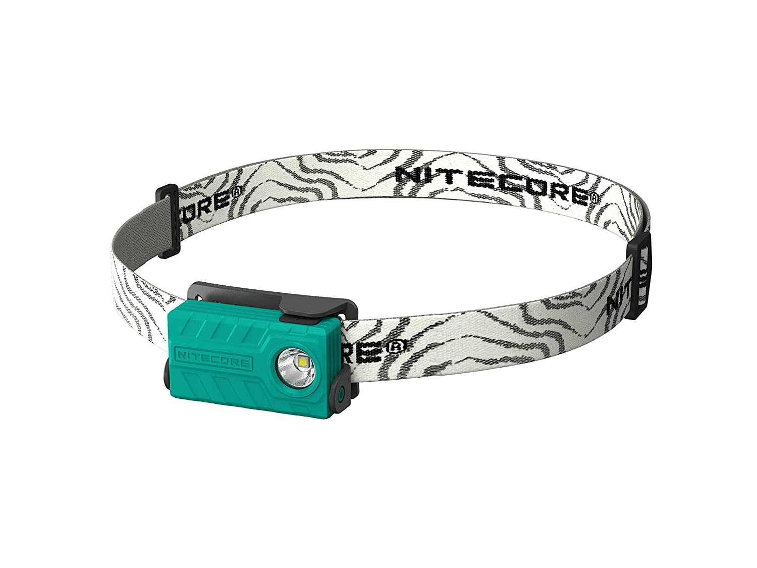Nu20 USB Rechargeable Headlamp Green Sysmax Industrial Nitecore 9004722