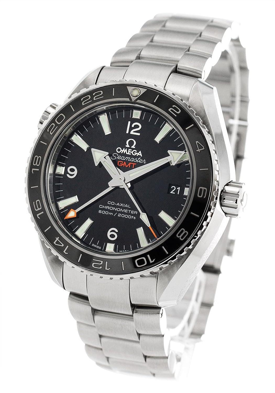 オメガ シーマスター プラネットオーシャン GMT 600m防水 腕時計 メンズ OMEGA 232.30.44.22.01.001[並行輸入品] B00IAH893U