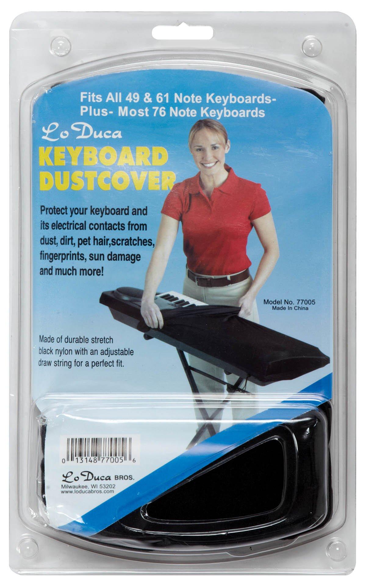 LoDuca Bros. Inc. 77005 Keyboard Dust Cover