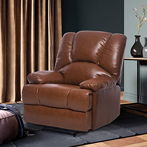 ERGOREAL Recliner Chair Massage Heat Single Sofa