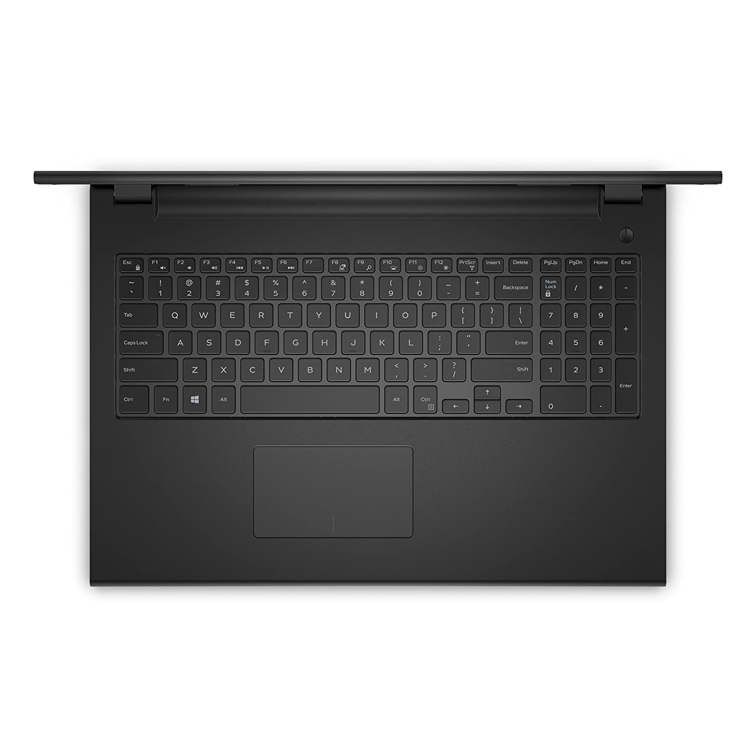 Amazon.com: Dell Inspiron 15 3000 Series 15.6 Inch Laptop (Intel Core i3 5005U, 4 GB RAM, 500 GB HDD, Black, Window 10: Computers & Accessories