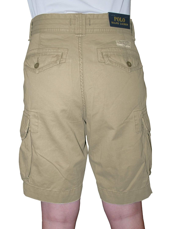 196c898b53 Ralph Lauren Men's Gellar Fatigue Cargo Shorts | Amazon.com