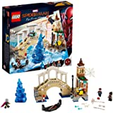 LEGO Marvel Spider-Man Far From Home: Hydro-Man Attack 76129 Building Kit, New 2019 (471 Pieces)