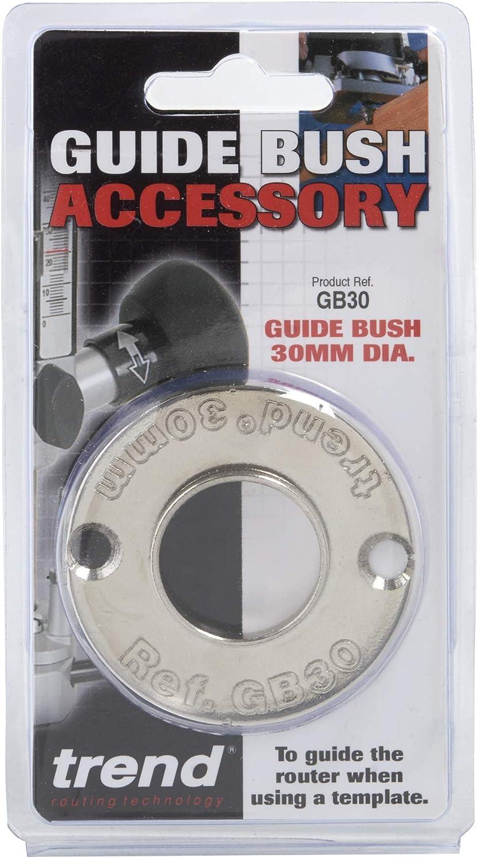 TREGB30 GB30 Guide Bush 30mm Dia E44184 Router Bits