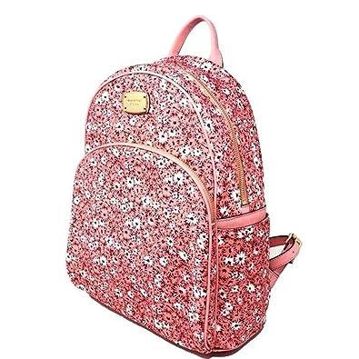 ac1bcd3c5176 Amazon.com: Michael Michael Kors Women Abbey Large Floral Backpack ...