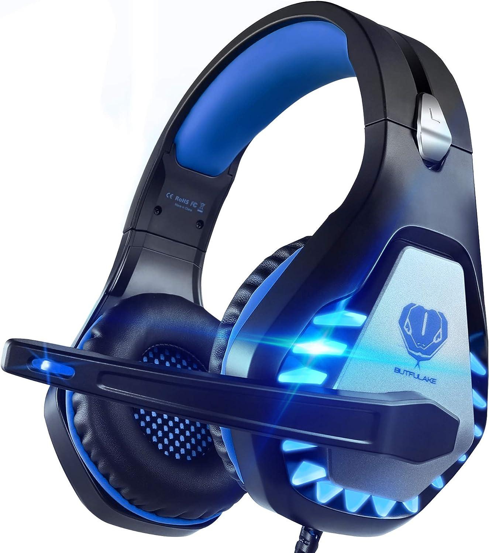 Auriculares Gaming Pacrate GH-1 por sólo 23,91€ (marcando aplicar cupón)