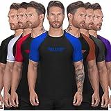 Elite Sports New Item Standard Short Sleeve Compression, MMA, BJJ, No-Gi, Cross Training Rash Guard