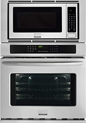 """Frigidaire FGMC3065PF Gallery 30"""" Stainless Steel Electric Combination Wall Oven"""