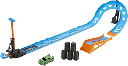 Air Chargers Little Tikes 647727 Little Tikes Twisted Turn Crashway Playset, Multicolor