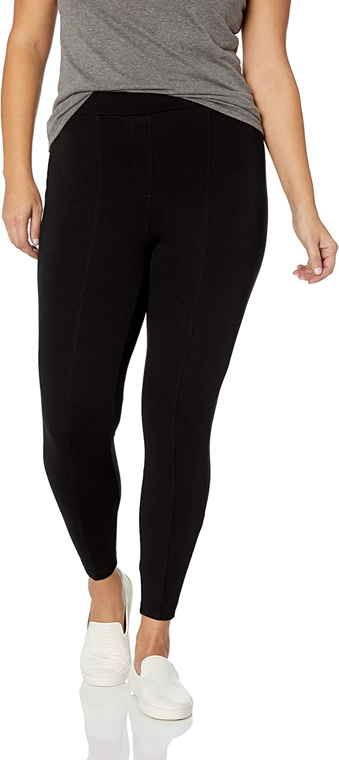 Daily Ritual Womens Ponte Knit Legging Brand