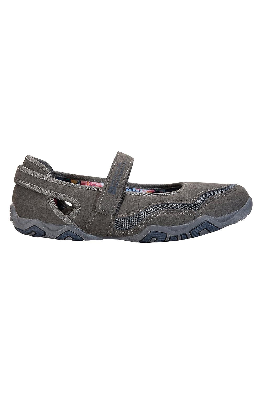 Mountain Warehouse Magda Zapatos de Las Mujeres Zapatos Superiores del Verano del sint/ético y del Acoplamiento Calzado de Las se/ñoras de Breathable