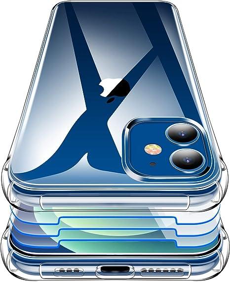 Garegce Hülle Kompatibel Mit Iphone 12 Hülle Und Iphone Elektronik