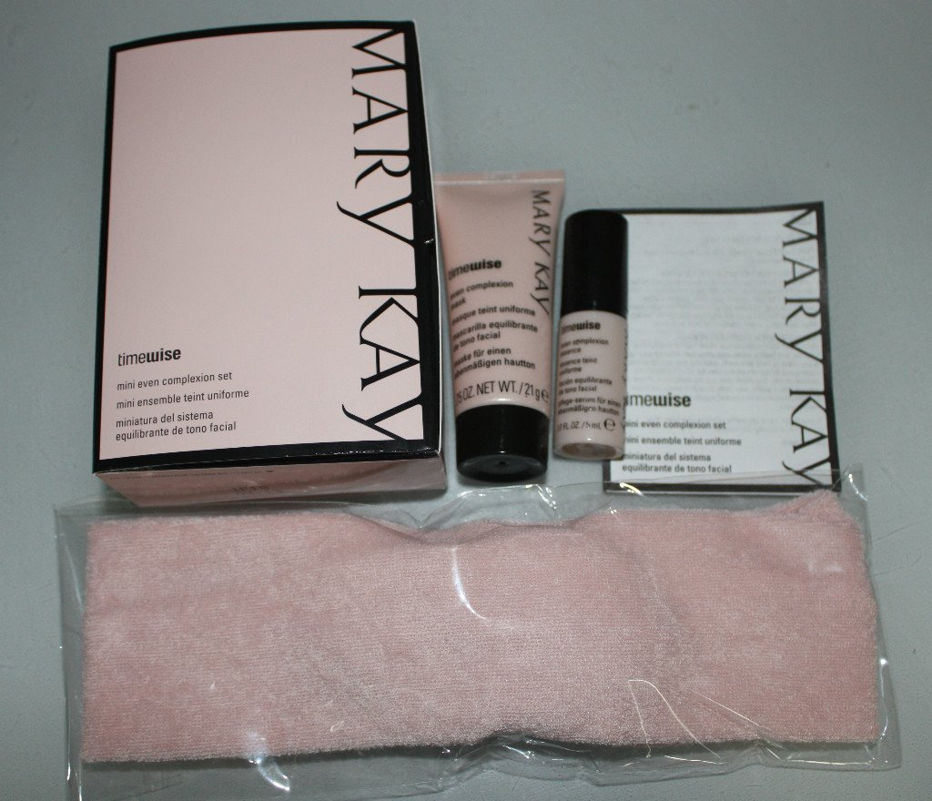 Mary Kay Time Wise Mini Even Complexion Set Travel Sz.~ Brand New Expire 2013