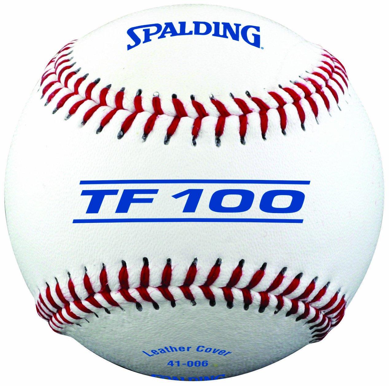 Spalding tf-100野球 – パックof 12 B007ZH7OIC