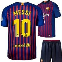 aaDDa Barcelona Messi Printed Set with Shorts 2018-2019